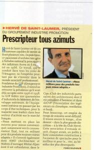 16 Le Moniteur 2007